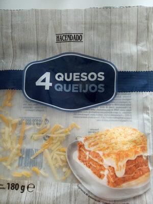 4 quesos - Product - es