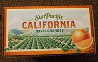 Oranges Fancy Navel - Produit - en