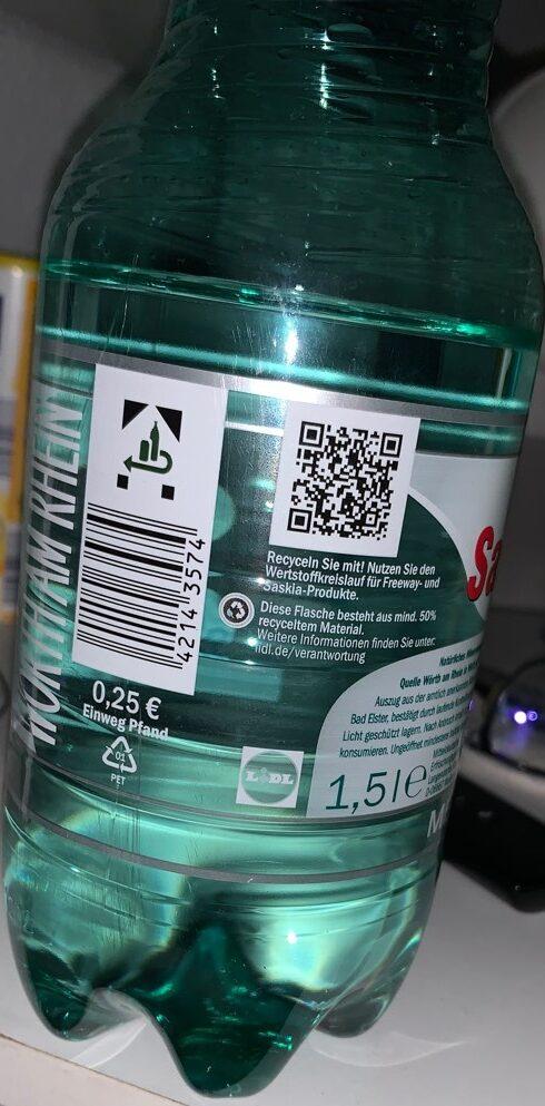 Wasser - Product