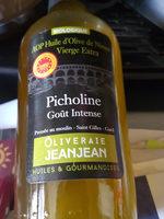 huile d'olive de Nîmes vierge extra - Produit - fr