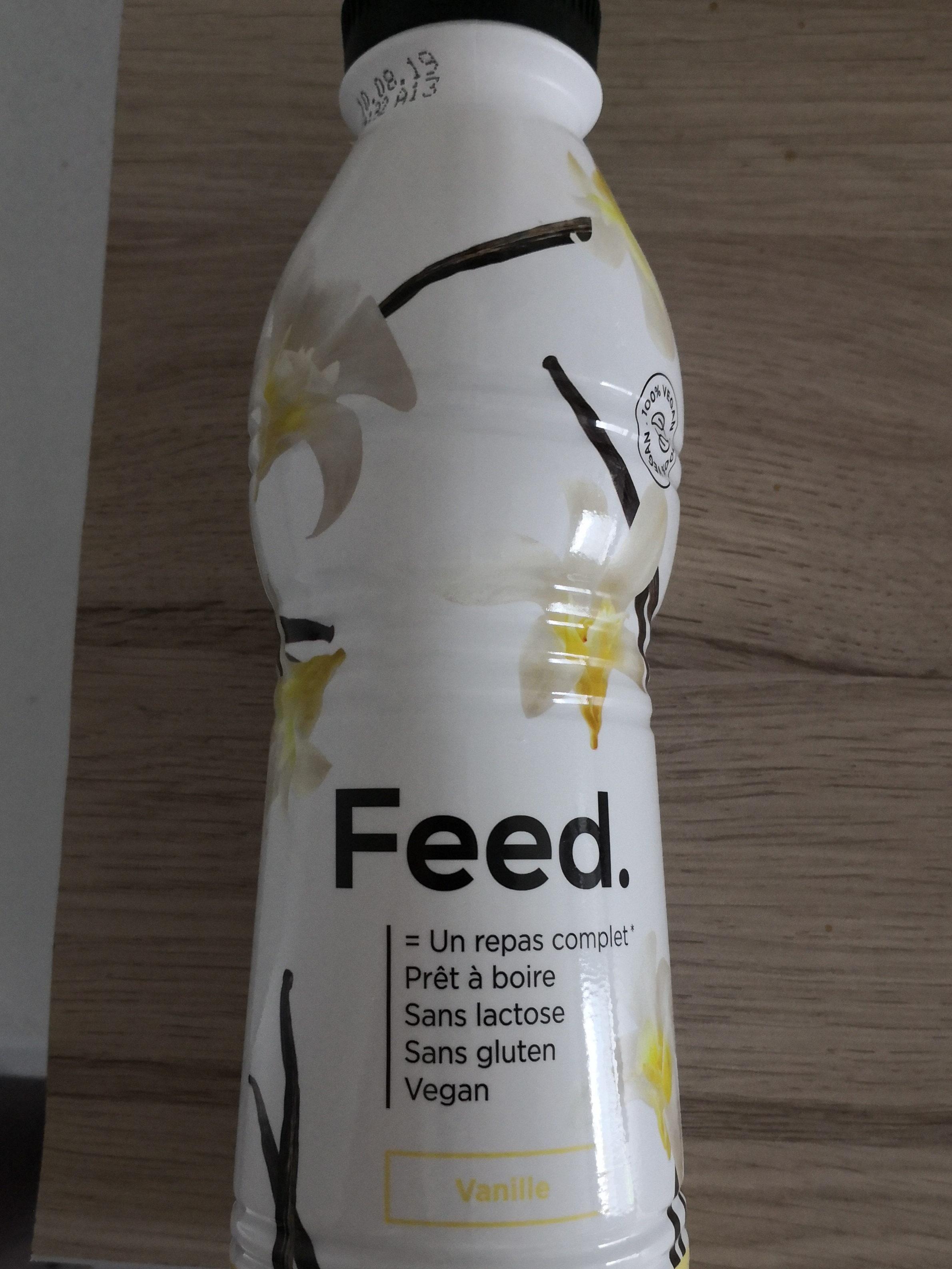 Feed a la vanille - Produit - en