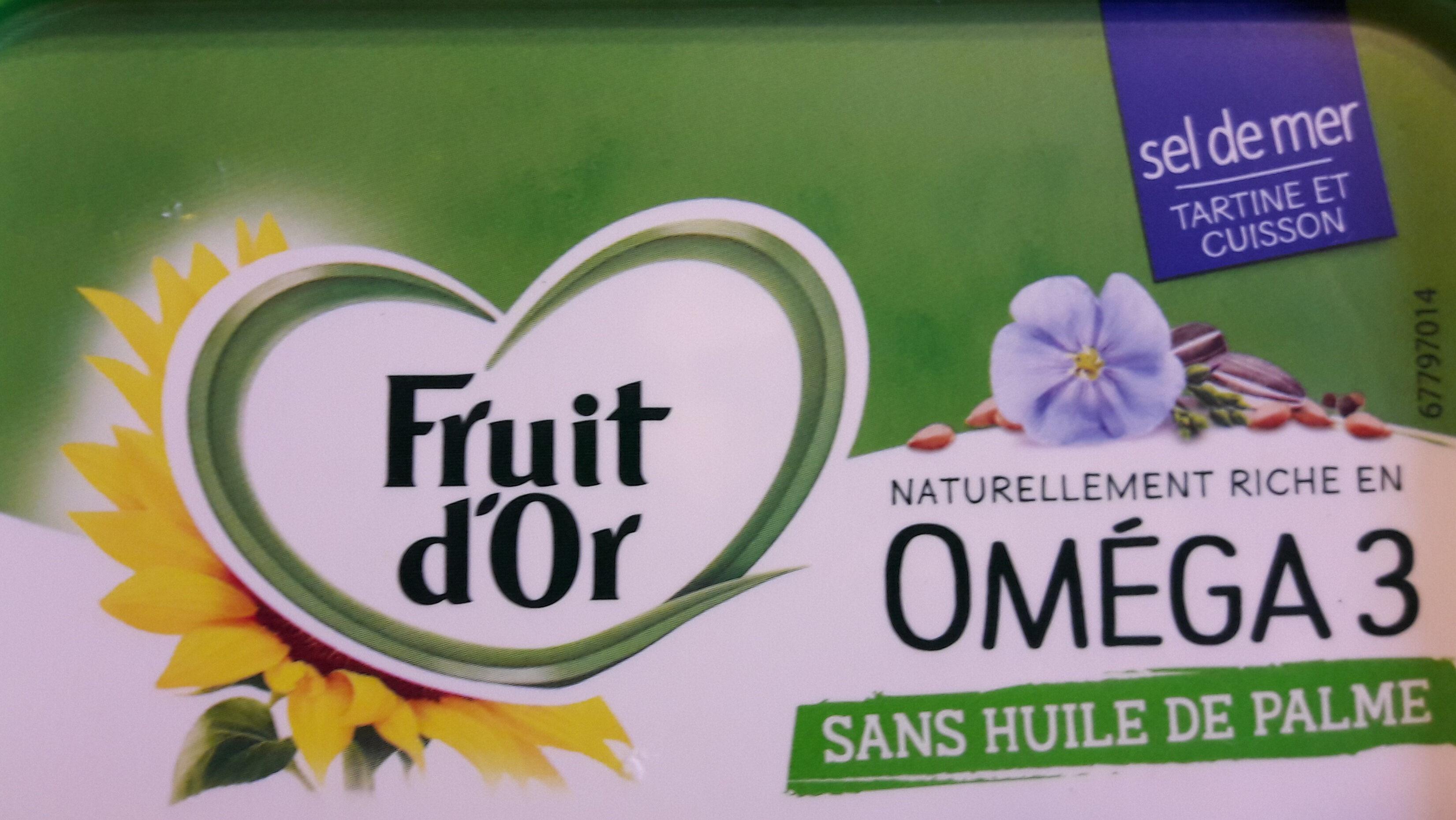 Omega 3 sel de mer - Produit - fr