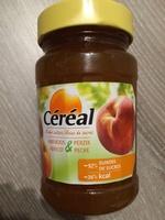 Céréal abricot et pêche - Product