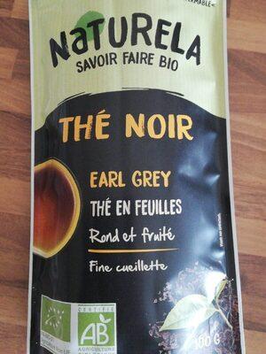 Thé noir en feuilles Earl Grey - Product - fr