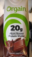 Chocolate Plant Based Protein Shake - Product - en