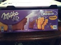 Choco moooo... pocket - Produit