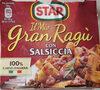 Il mio Gran Ragù con Salsiccia - Product