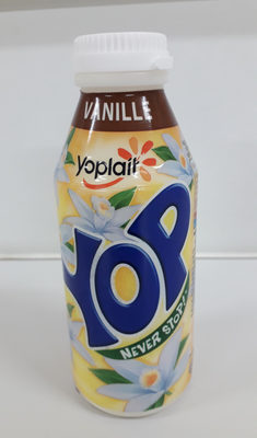 Yop vanille - Product - fr