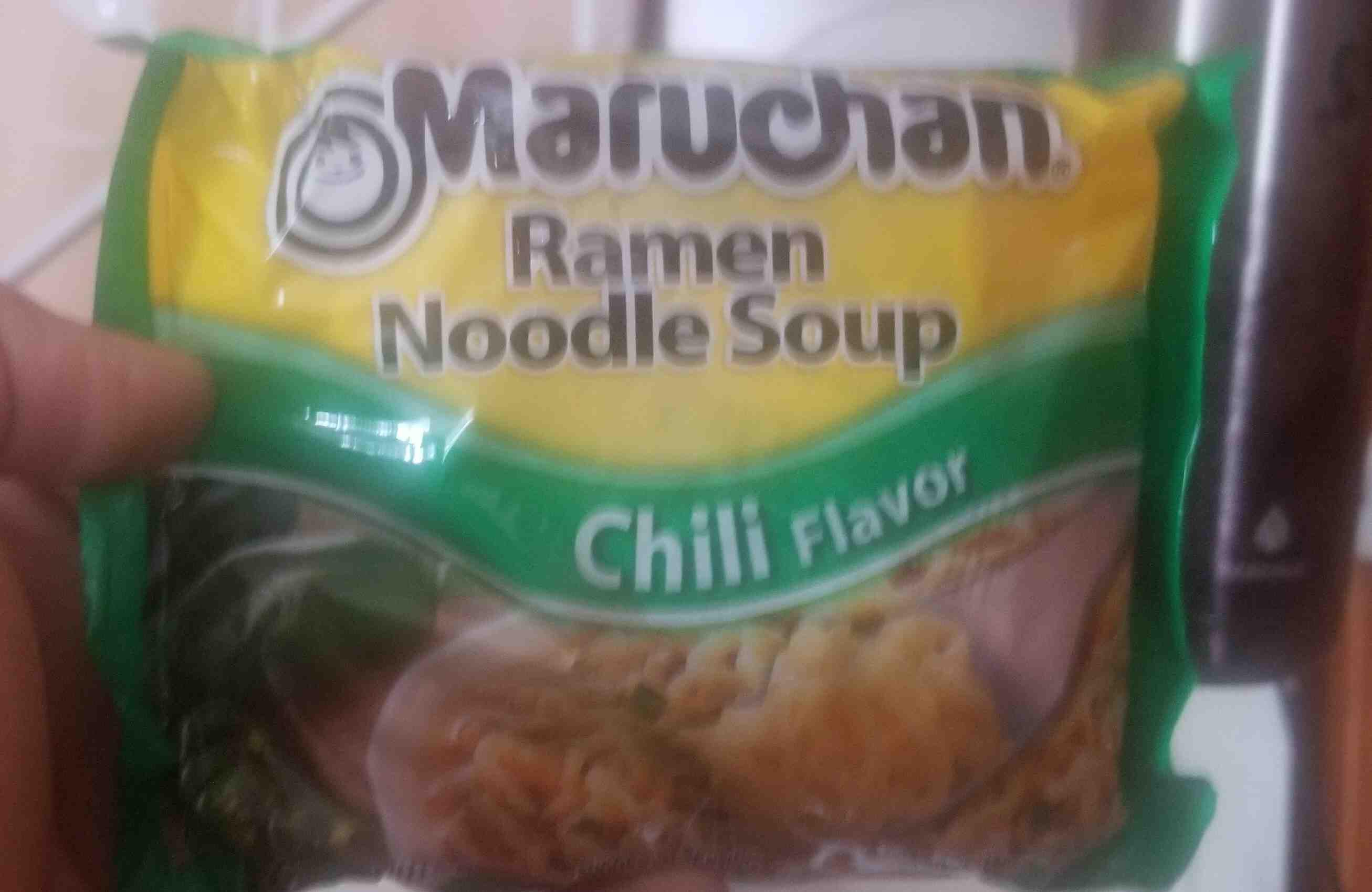 Maruchan Chilli Flavor - Product - en