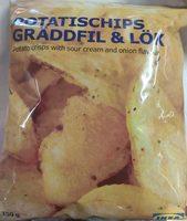 Potatoes chips - Produit
