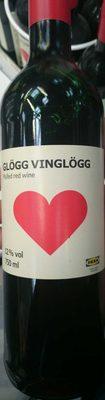 Glögg vinglögg - Produit