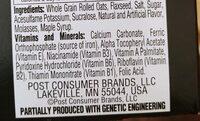 oatmeal - Inhaltsstoffe - en