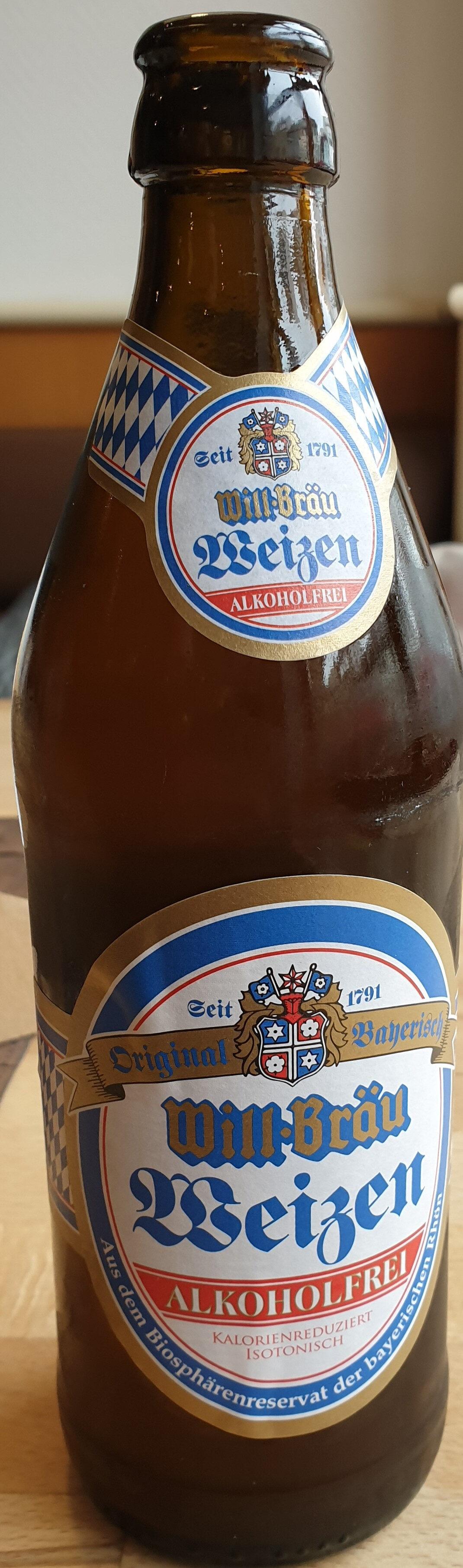 Weizen alkoholfrei - Product - de