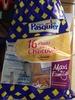 Pains au Chocolat (x 16) au levain Maxi Familial - Brioche Pasquier - Product