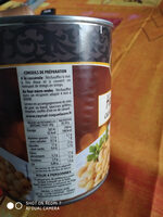 haricots blanc cuisinés à l'Auvergnate - Product - fr