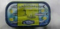 Sardines au citron - نتاج - fr