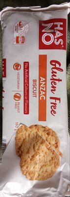 ANZAC BISCUIT - Product - en