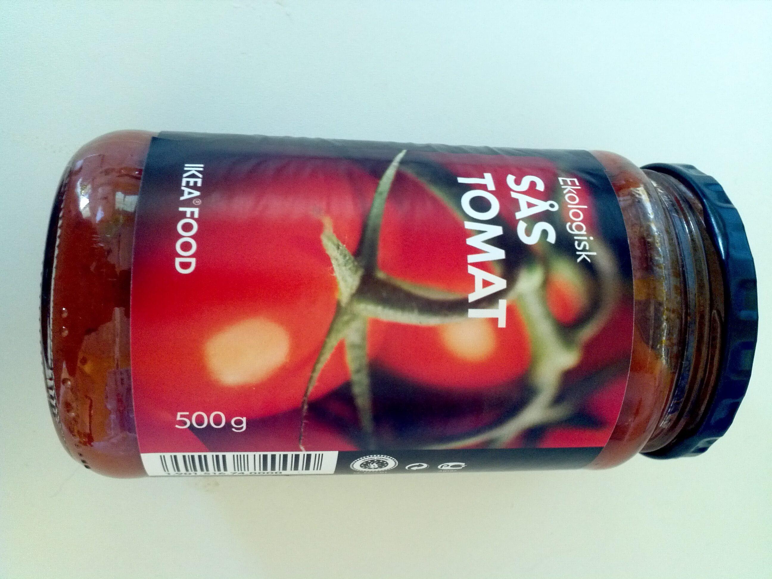 Ekologisk Sas Tomat - Produit