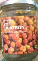 Sylt Hjortron Cloudberry Jam - Produit - fr