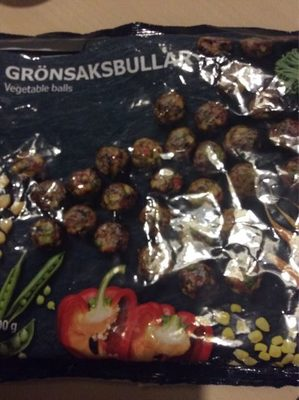 Grönsaksbullar Vegetable Balls (ikea) - Product - en