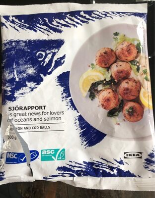 Sjörapport - Producto - it