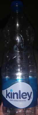 kinley mineral water - Product - en