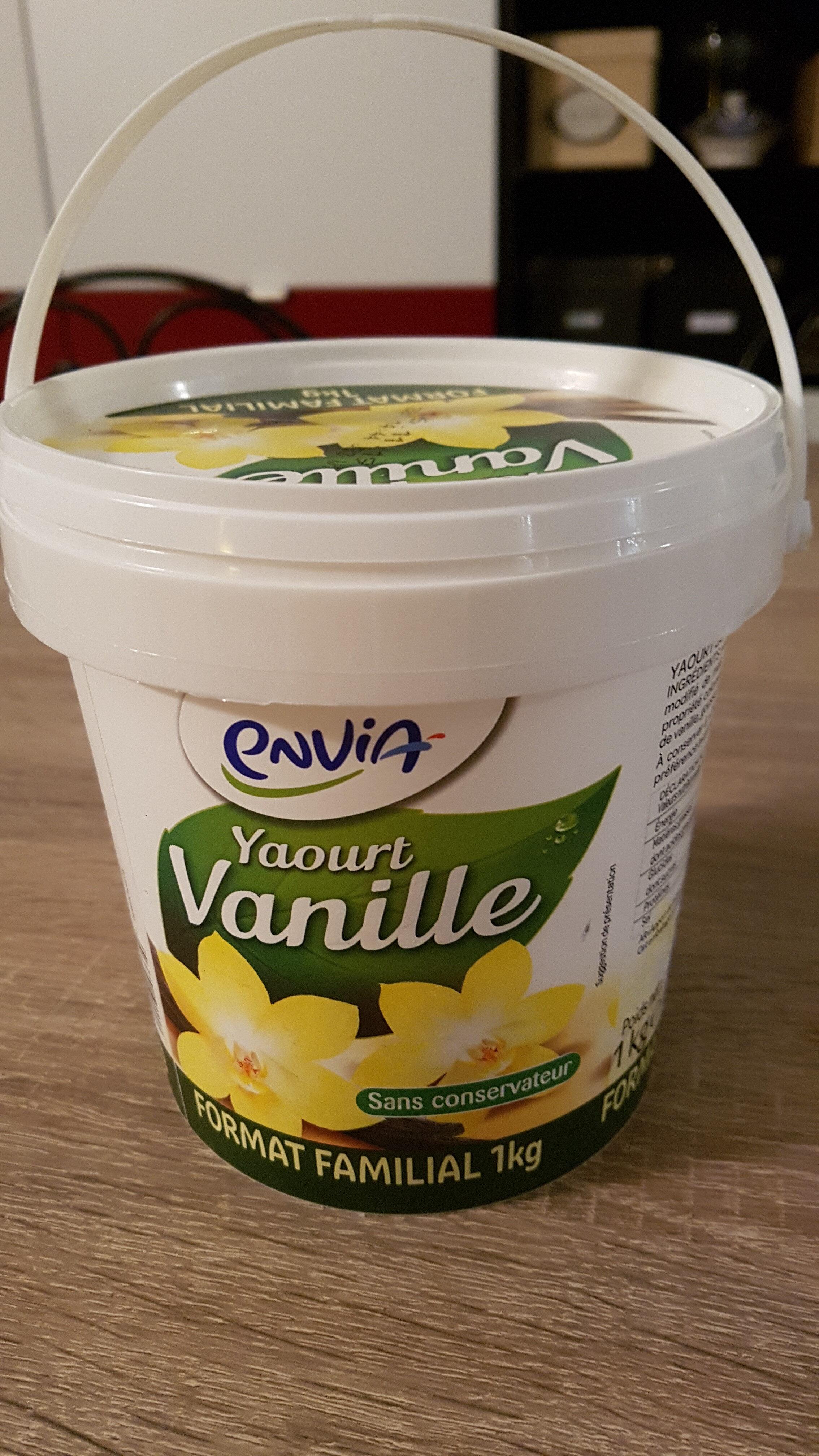 Yaourt Vanille - Product