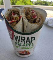 Wrap Falafel mit Humus - Product - de