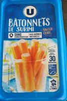 Bâtonnets de surimi - Product - fr