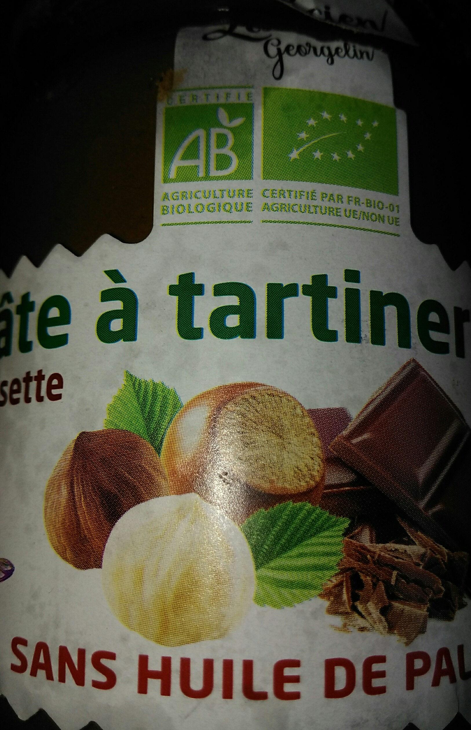 pâte à tartiner - Produit - fr