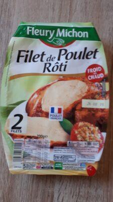 filet de poulet rôti - 1