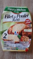 filet de poulet rôti - Produit
