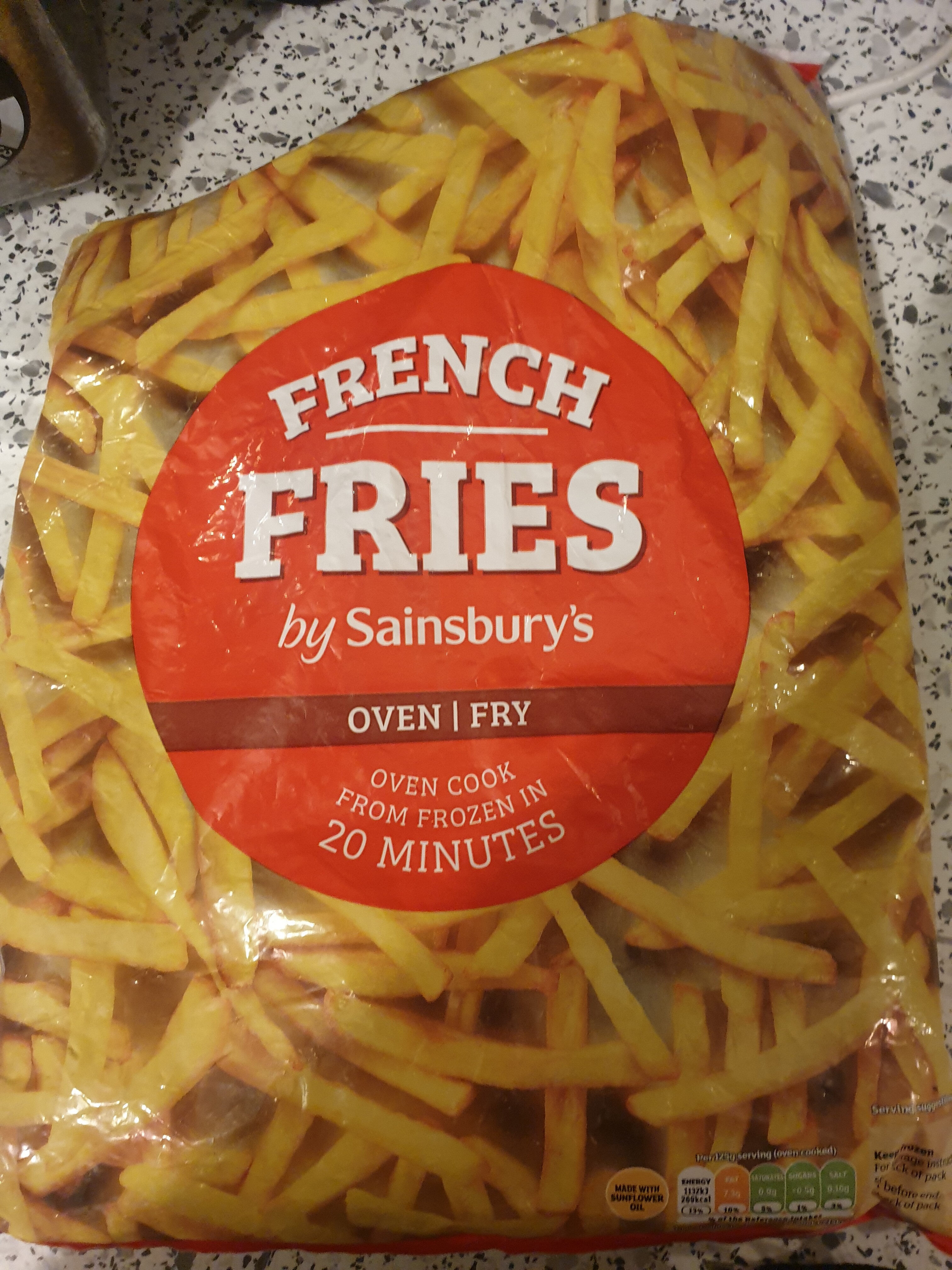 French Fries - Product - en
