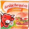 La Vache qui rit with Cheddar - Produit