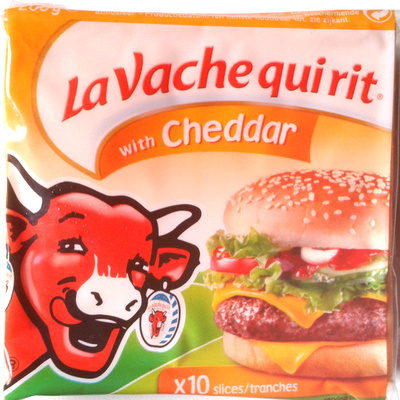 La Vache qui rit with Cheddar - Product