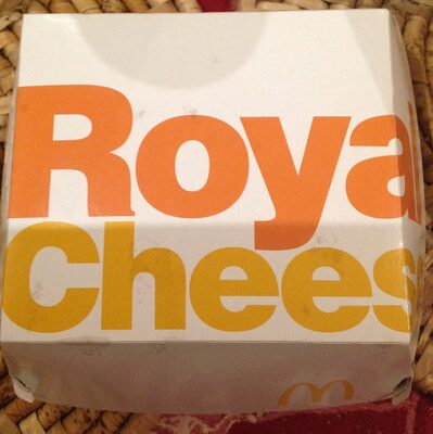 Royal Cheese - Produit - fr