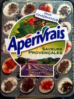 Apérivrais saveurs provençales - poivrons - thym - ciboulette - Product - fr