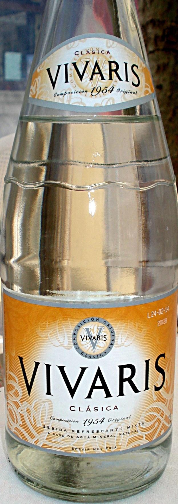 Bebida refrescante carbonatada - Producto - es