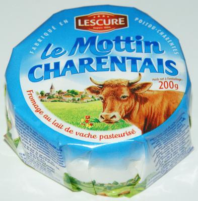 Le Mottin Charentais - Produit
