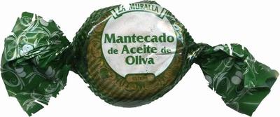 """Mantecados de Aceite de Oliva """"La Muralla"""" - Producte"""