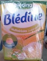 Blédine Multicéréales - Produit