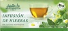 Infusión de hierbas en bolsitas - Producto