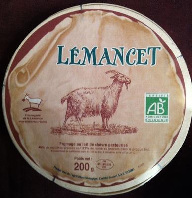 Fromage au lait de chèvre pasteurisé (21 % MG) - Produit - fr