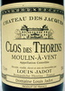 Moulin à Vent 2000, Clos des Thorins - Product