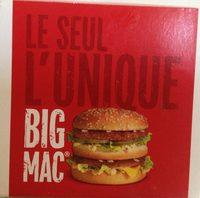 Big Mac - Product - en