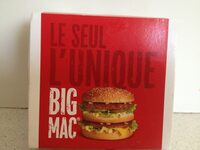 Big Mac - Producte