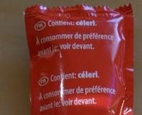Tomato Ketchup - Ingrédients