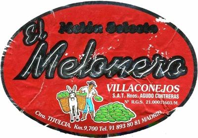 Melón Variedad Piel de sapo - Ingredients - es