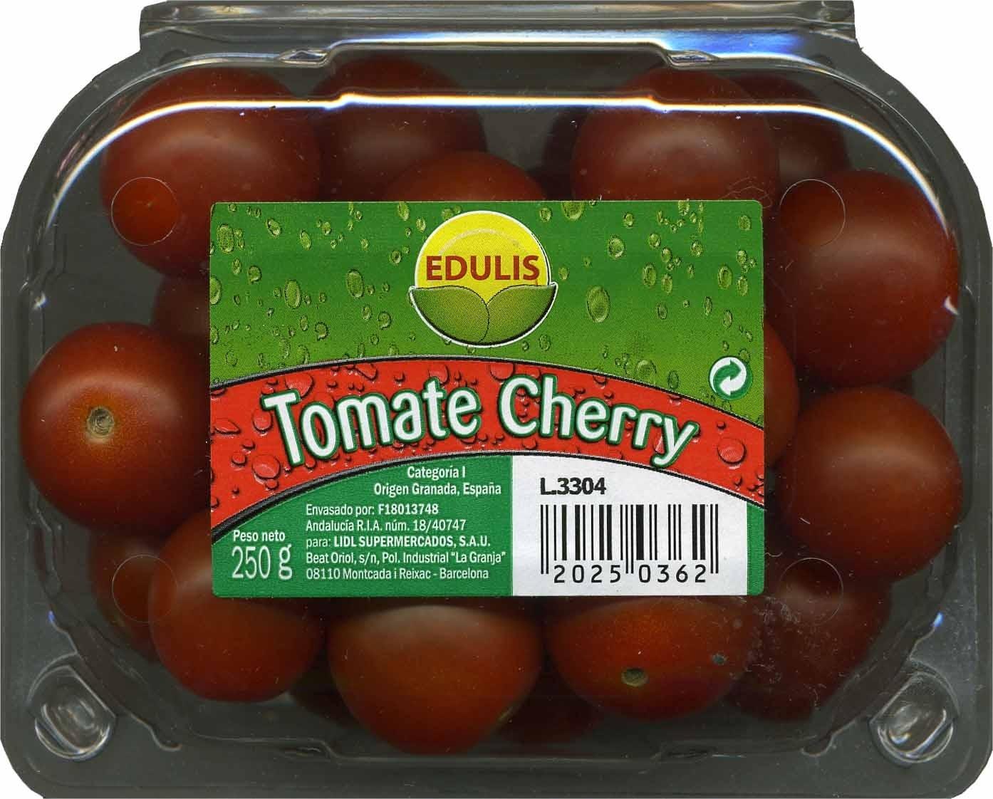 Tomates cherry - Producto - es