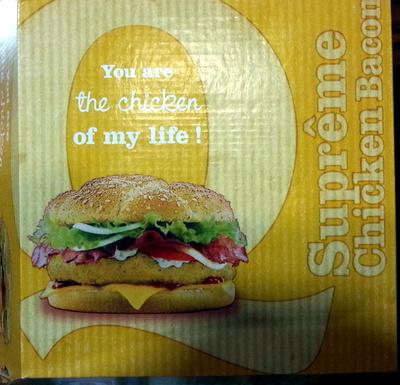 Suprême Chicken Bacon - Product